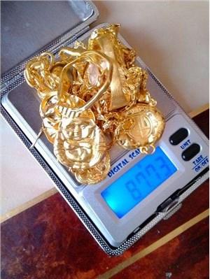 廈門黃金回收多少錢一克