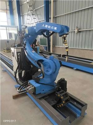 焊接机器人及行走轴