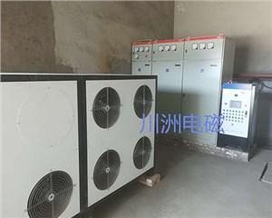 电磁热风机,榆林水坝滩煤业有限公司 1台350一台250热风机、 辅井1800,主井1000m³/min