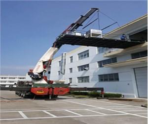 500吨吊车起重臂无法缩回原因解决方法