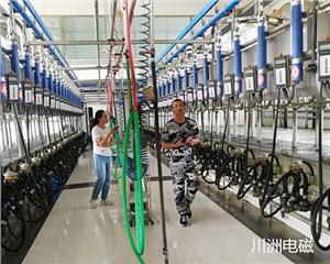 煤改电电锅炉,朔州市朔城区富营奶牛场1台30KW 供奶牛产奶烧热水