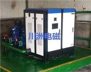 变频电磁锅炉,陕西榆林方圆煤矿1台80KW
