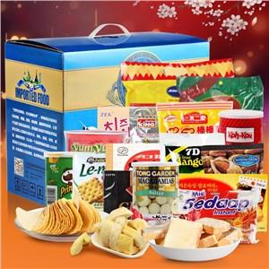 上海进口预包装食品报关代理公司