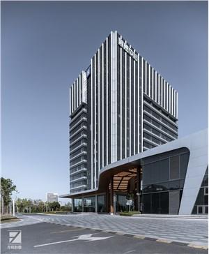 张江办公室租赁,展想中心大厦,张江核心园,高端品质