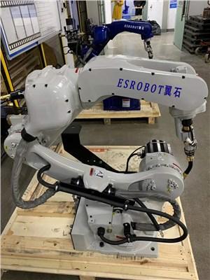 他是国产焊接机器人中的佼佼者
