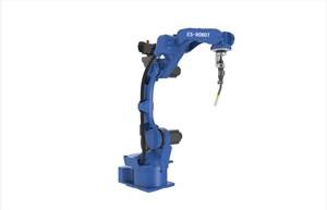 焊接機器人實圖