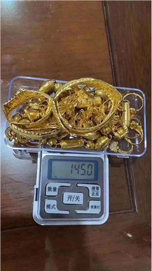 晋江回收黄金