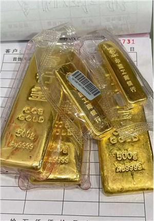 石狮回收黄金