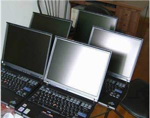 二手笔记本电脑回收行情越来越高