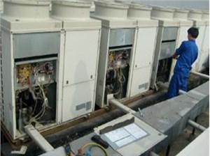 大金中央空调室外机漏水怎么办?大金家用中央空调
