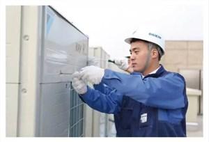 大金中央空调常见故障排除办法