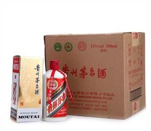 深圳回收飞天茅台酒,飞天53度茅台酒回收