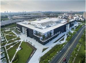 张江国创中心总建面达10万平米 创意商务办公空间投入使用