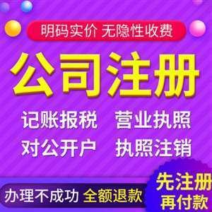武汉公司无地址注册(一般纳税人+小规模)