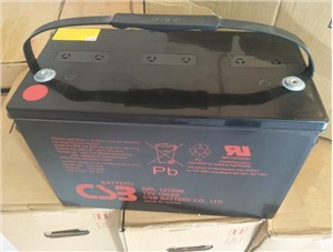 CSB蓄电池12V100AH