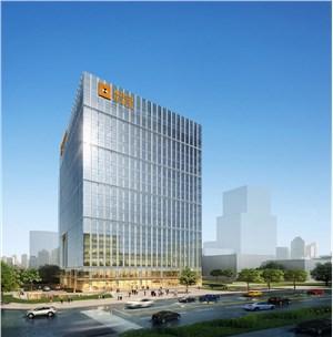 上海佳兆业金融中心(KaisaFinanceCentre)
