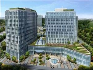 东方万国企业中心 金桥 甲级写字楼东方万国企业中心