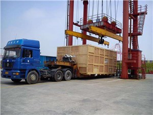 大件物流货运设备运输线路选择