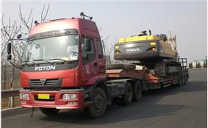 天津货运公司轿车托运例子