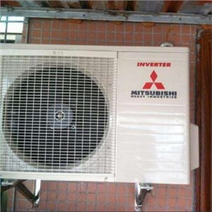 三菱柜式空调