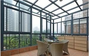 企业杭州别墅阳光房的选择透露今后发展方向