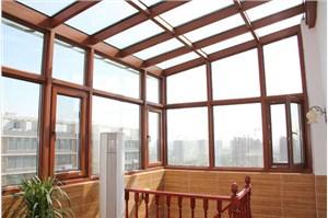 青岛铝合金阳光房怎么做?你了解吗