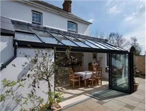 最受别墅业主喜欢的斜顶阳光房有哪些优势?