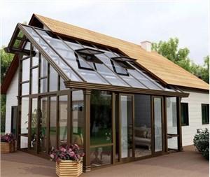 建造阳光房要用到的材料有哪些