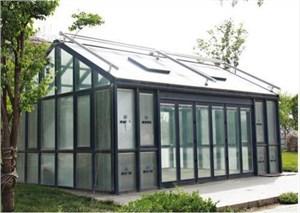 奢华的欧洲阳光房设计风格