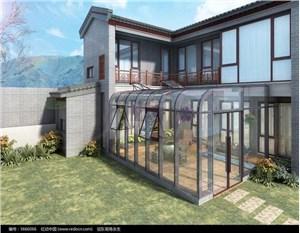 教你怎么设计你的阳光房?