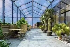 智能阳光房的电动天窗起什么样的作用?