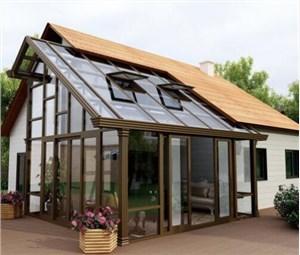 无锡花园阳光房设计创意及细节