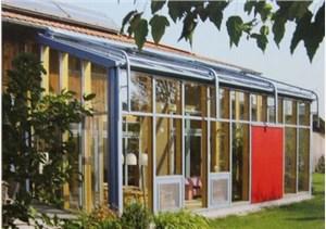 木结构阳光房说明