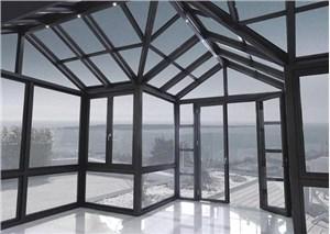 如何设计家庭阳光房在夏天纳凉、喝茶