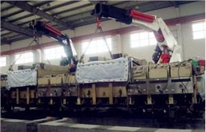 扬州吊车出租的优势表现和服务作用