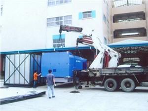 扬州吊车出租公司谈吊车冬季作业时的注意事项