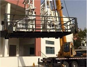 宁波吊车租赁厂家教你防止小吊车的液压油污染