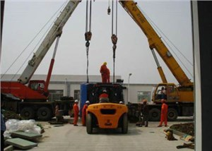 石家庄吊车租赁公司讲述吊车柴油机的保养方法