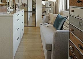 苏州旧房装修翻新时到底选择瓷砖还是木地板