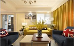 上海旧房改造选择什么材质的窗帘合适?