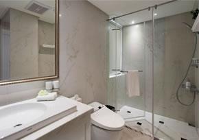 西安二手房改造教你如何充分利用卫生间空间