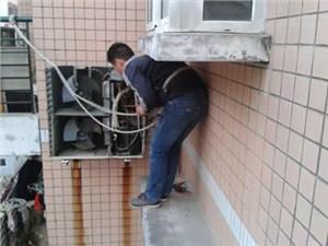 苏州三菱空调维修解说空调安装中应注意的五点
