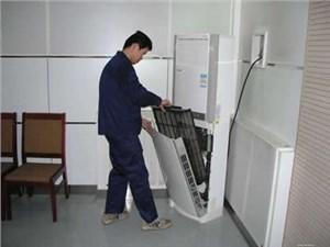 合肥三菱空调蒸发器管路偏流导致制冷效果差
