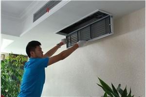 厦门大金空调维修人员讲解中央空调节能改造案例