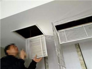 济南大金家用中央空调漏水什么原因导致的?大金空调售后