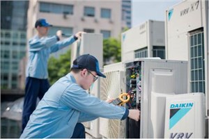 南昌大金家用空调和中央空调如何使用才能省电?