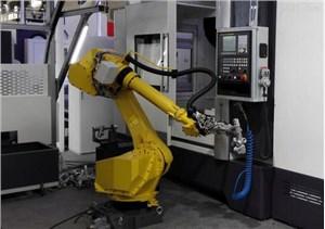 机床上下料机器人让生产更简单