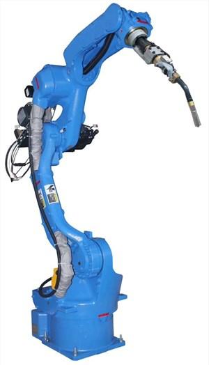 箱体焊接机器人工作站