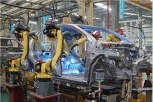 焊接機器人生產線客戶應用現場