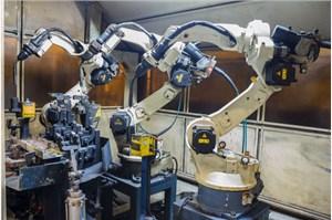 山東焊接機器人廣泛使用